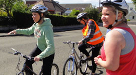 Cycle Training Assistant (SCQF Accredited Level 5)