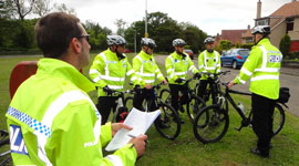 Cycle Patrol